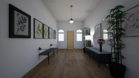 bienvenido a casa - Living room  - by ataulfa100
