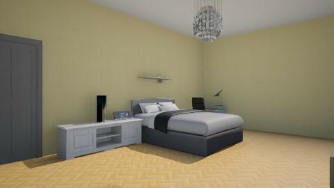 My bedroom newbie - Minimal - by s1nister