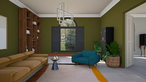 Pembridge Square - Modern - Living room - by kitty