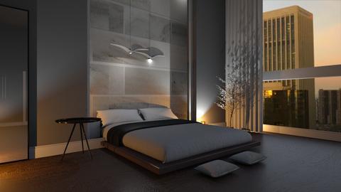 feng shui - Bedroom  - by helsewhi