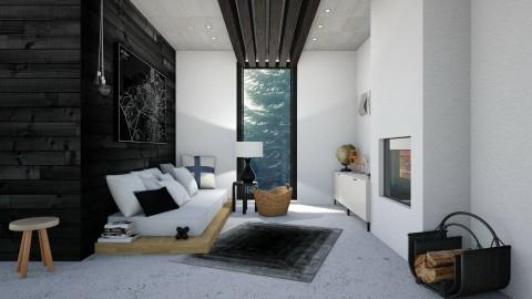 Bowmore1 - Living room  - by Liu Kovac