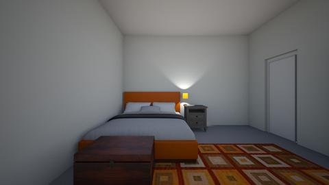 Room design  - Bedroom  - by TheJadaD