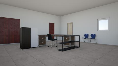 Current Layout - Office  - by Linncp