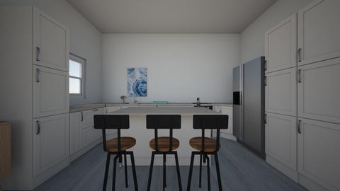 northern sky - Country - Kitchen  - by brooklyn128
