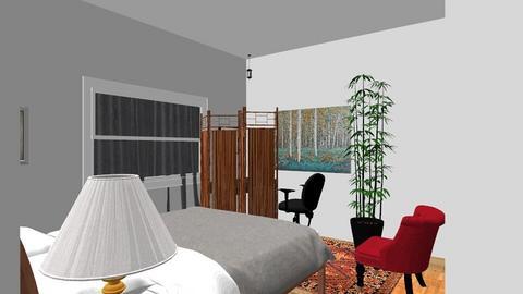 zeedorlexy bed and work  - Bedroom  - by kaellebrock