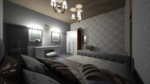 Soft Bedroom - Bedroom  - by vivi_morena