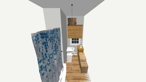 appartamento bagno - Bathroom  - by RLinda