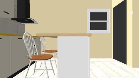 1 kitchen - Kitchen  - by gymnast13