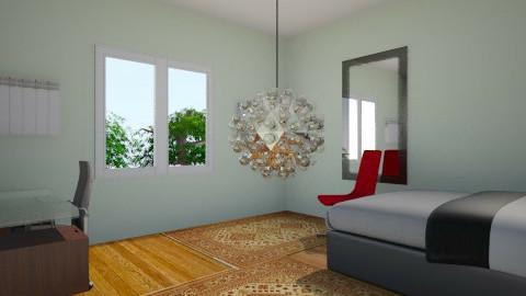 abdul lar - Vintage - Bedroom  - by kimiia Sadeghi