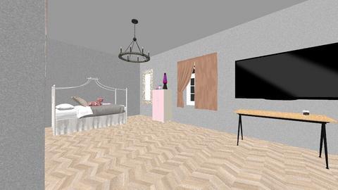 mamahabita - Glamour - Bedroom  - by sofi12