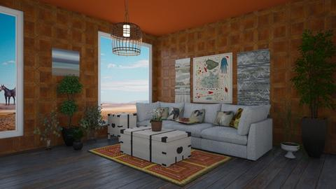 Terrama - Global - Living room  - by emivim