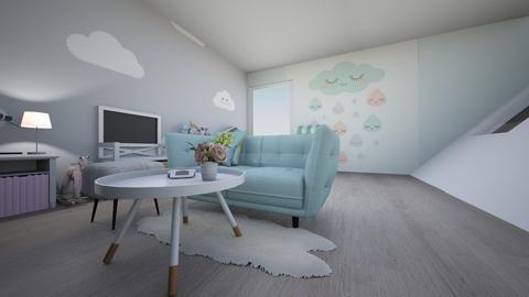 pastelkidsplayroomremix - Kids room  - by tahliawaters