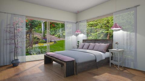 feng shui - Bedroom  - by fippydude