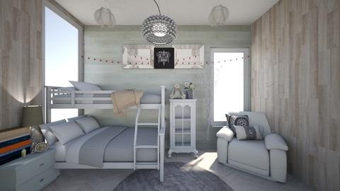 Vanilla room - Bedroom  - by Haylies_rooms