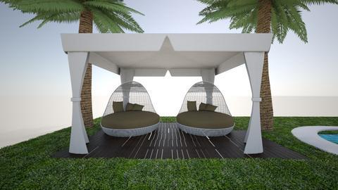 Gazebo Area Design - Garden - by tdaly