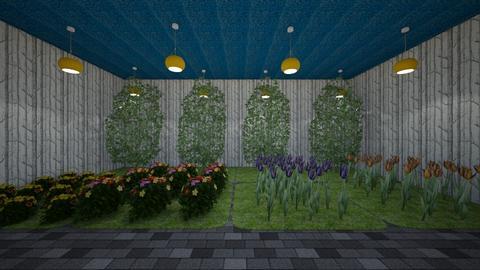 Indoor Garden - Classic - Garden  - by Charginghawks