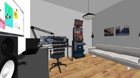 01 - Bedroom  - by nimiwolf