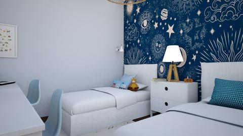 home1 - Kids room  - by zozan