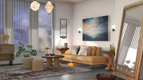 M_Stormy - Living room  - by milyca8