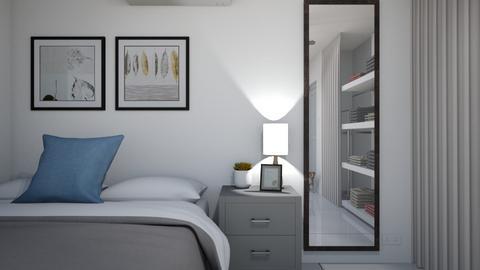 room Diego - Modern - by maji glez