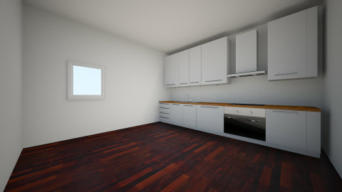 vf - Minimal - Kitchen  - by alexmares
