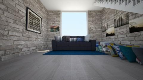 skyfall livingroom - Living room  - by ilsejanssen
