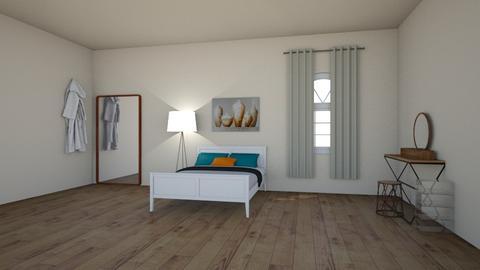 design  - Bedroom  - by Pompompudding