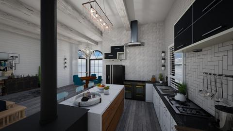 eve - Kitchen  - by drtxxx