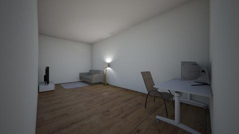 Gaming room - Modern - by mrayyandia