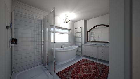 masterbath123456 - Bathroom  - by hannahkmathenia
