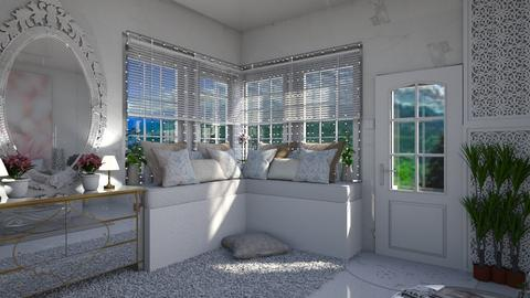 white modern - Classic - Bedroom - by aggelidi 12312