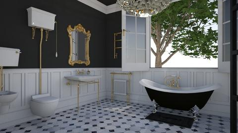 Ada Bart - Glamour - Bathroom - by AdaBart