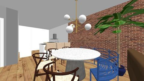 Woonkamer 1 - Living room  - by Chandraliu