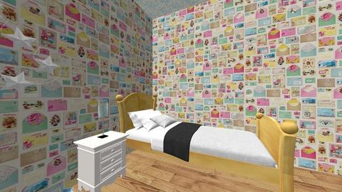 Bedroom for child - Modern - Bedroom - by melelema