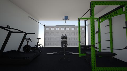 Rodriguez Home Gym - by rogue_fede8cee27338bcbc3f77ddb9dd9d