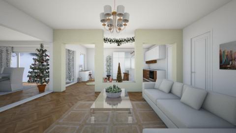 Living room Chiara - Classic - Living room  - by Annathea