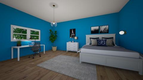 Bedroom - Bedroom - by Abbs33