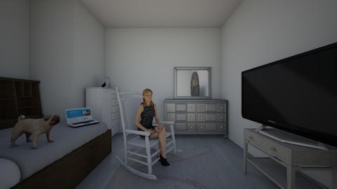 cuarto cool - Bedroom  - by luliagomez1234
