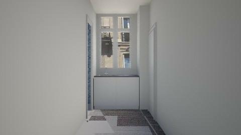 Paris Tiny Room - by scorpiolibra