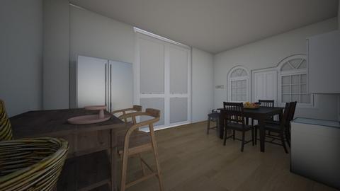 kitchen - by Crocsrule2