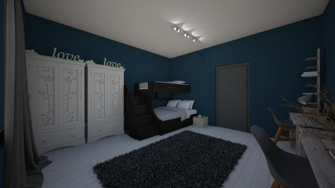 20m2 - Kids room  - by 32000