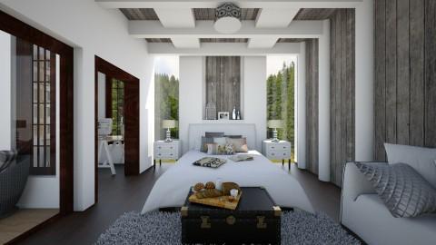 Dutch Style - Modern - Bedroom  - by christoforos