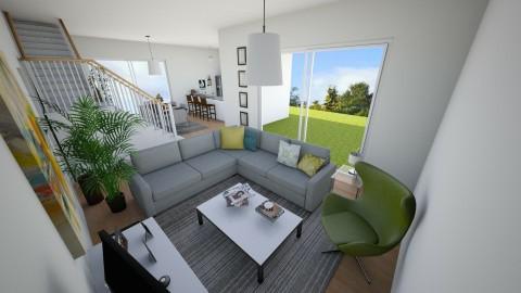 Living Room - Retro - Living room  - by Catarinatsimoes