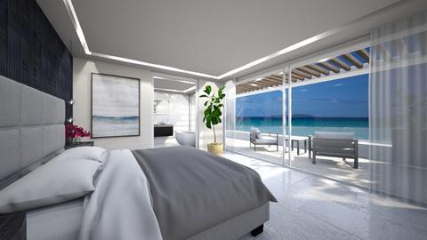 Seaside - Living room  - by fre82