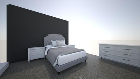el pasadizo oscuro  - Minimal - Bedroom  - by Delfina12
