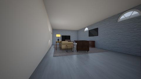 basement bathroom - Modern - Bathroom  - by msprakel