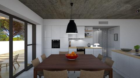 Comporta Kitchen - Modern - Kitchen  - by Claudia Correia