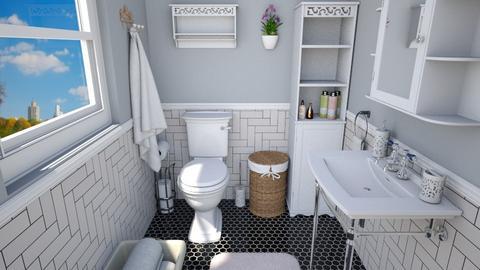 toilet - Bathroom  - by Vicesz