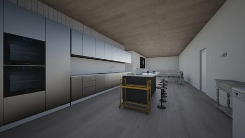 nuria espin - Kitchen  - by nuria espin