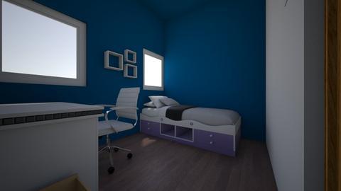 Rahadian Kids Bedroom - Kids room  - by rahadian